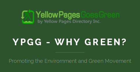 YPGG - Why Green?