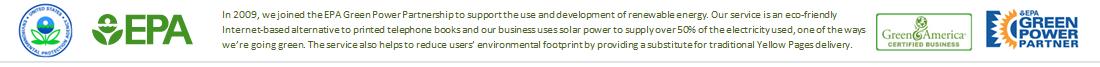 EPA Statement