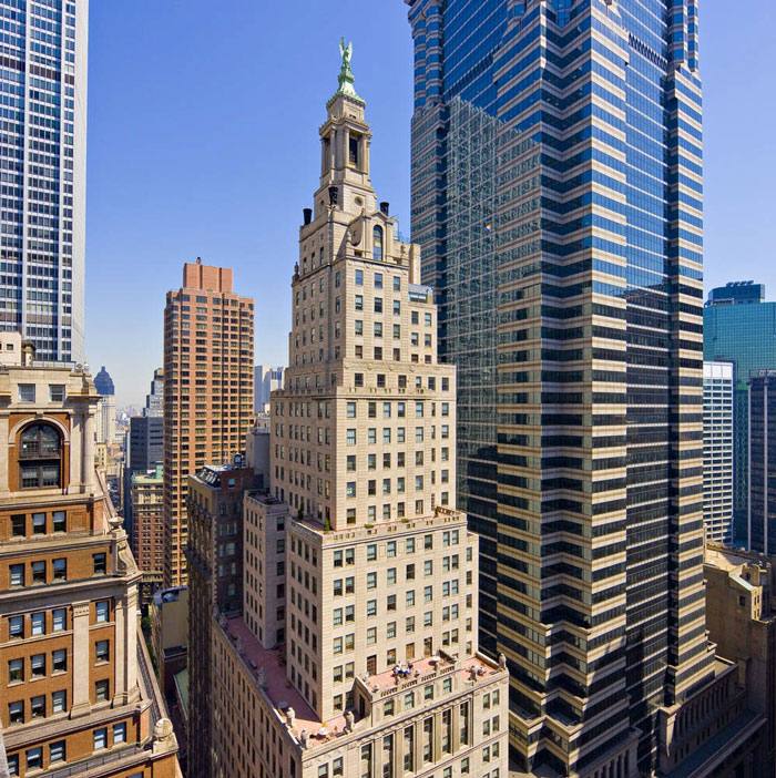 48 Wall Street, Suite #1100 New York, New York 10005